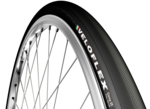 CORSA  CLINCHER BLACK - 25 mm