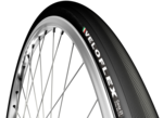 CORSA  CLINCHER BLACK - 23 mm