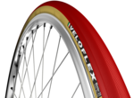 MASTER  CLINCHER RED - 23 mm