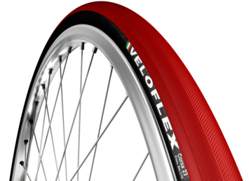 CORSA  CLINCHER RED - 23 mm picture