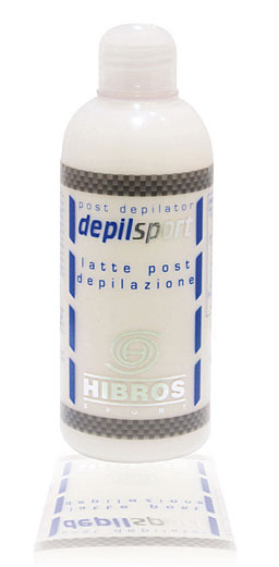 Hibros Post Depil (After-Shave) Sport Milk 200 ml picture