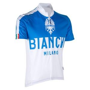 Bianchi-Milano Nalon Blue/White SS Jersey picture