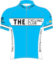 The Cycling Club Blue SS Cycling Jersey - Lagusello2