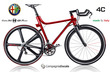 Alfa Romeo 4C Road Bicycle additional picture 1