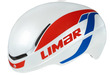 LIMAR 007 SuperLight Helmet - White/Red/Blue additional picture 1