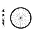 URSUS Miura C37 Carbon Clincher Road Wheelset (Dark)