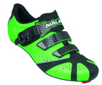 Nalini Kraken 2 Plus Fluo Green Road Shoes