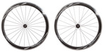 2016 4ZA Cirrus AC45 Tubular Wheelset - Black/White