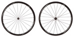 2016 4ZA Cirrus Pro T30 Tubular Wheelset - Black/White