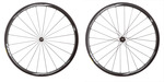 2016 4ZA Cirrus Pro C30 Clincher Wheelset - Black/White
