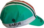 Bianchi-Milano Italian Classic Cycling Cap - Classic Italia