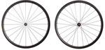 4ZA Cirrus Pro C30 Clincher Wheelset - Black/Black
