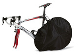 Rear Bike Drivetrain Cover Black