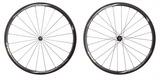 2016 4ZA Cirrus Pro C30 Clincher Wheelset - Black/White