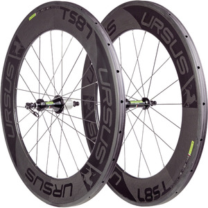 URSUS Miura TS87 Carbon Tubular Road Wheelset picture