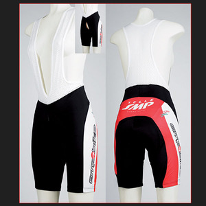 Selle SMP Bib Short Black/Red/White picture