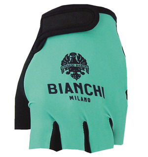 Bianchi-Milano Summer Gloves Classic Celeste picture