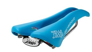 Selle SMP STRATOS Saddle - Light Blue picture