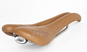 Selle SMP DRAKON Saddle - BROWN picture