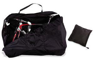 Scicon Pocket Bike Bag - Smart Pocket Design Black picture