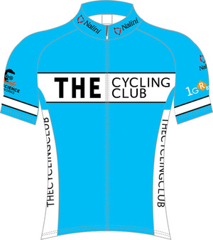 The Cycling Club Blue SS Cycling Jersey - Lagusello2 picture