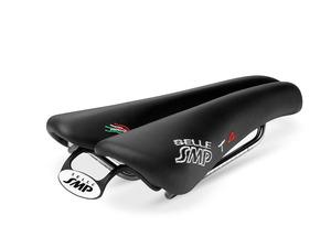 SMP T4 Triathlon Saddle - Black picture