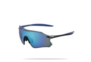 LIMAR S9 PC Sport Sunglasses - Black/Blue picture
