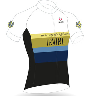 2019 UC Irvine Cycling Team SS Cycling Jersey Women's picture
