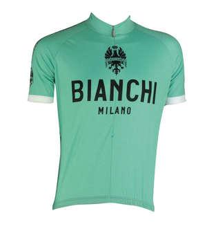Bianchi Milano Classic Pride Celeste SS Jersey picture