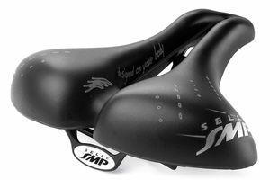Selle SMP E-Bike Large Saddle - Black picture