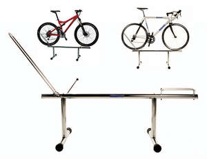 BiciSupport Horizontal Bicycle Display Rack (210) picture