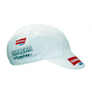Carrera Cycling Cap - White picture