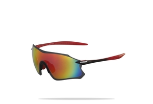 LIMAR S9 PC Sport Sunglasses - Black/Red picture