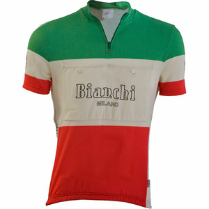 Bianchi-Milano Hozan Italia SS Wool Jersey picture