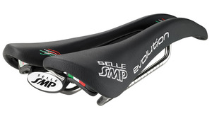 Selle SMP Evolution Black Saddle picture