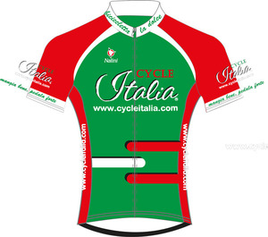 Cycle Italia Short Sleeve Jersey picture
