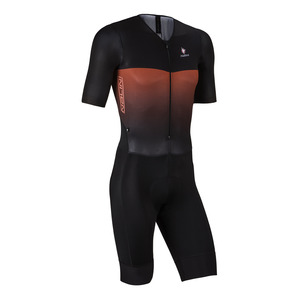 Nalini XBLACK BODY Skinsuit - Black/Red picture