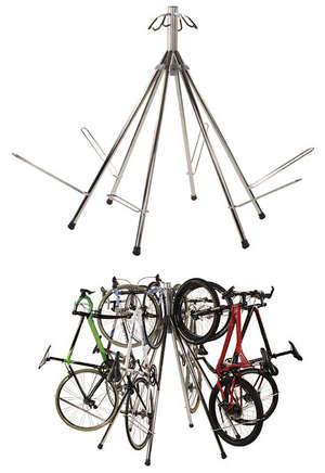 BiciSupport 6 Bike Display Rack (Art. 256) picture