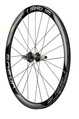 2018 URSUS  Pair Wheelset MIURA C37 DISC - Carbon Clincher (142x12) Dark