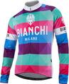 Bianchi-Milano LEGGENDA1 LS Jersey - Arlequin