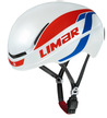 LIMAR 007 SuperLight Helmet - White/Red/Blue additional picture 2