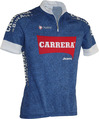 Carrera Team Blue Cycling Jersey - SS