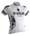 Bianchi-Milano Women's Eddi1 White SS Jersey