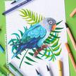 STABILO Pen 68 Premium fibre-tip pen single - grey violet additional picture 2