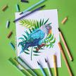 STABILO Pen 68 premium fibre-tip pen plastic wallet of 30 colours including 6 neon additional picture 2