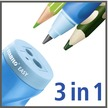 STABILO EASYsharpener right handed - blue additional picture 6