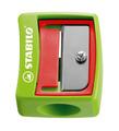 STABILO woody 3 in 1 wide barrel safety sharpener