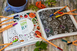 STABILO Creative Time Out Art Therapy Book and Pen Set additional picture 1