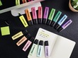 STABILO BOSS ORIGINAL highlighter 23 pc desk set with all 23 assorted colours additional picture 2