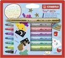 STABILO Trio DECO Wallet 8